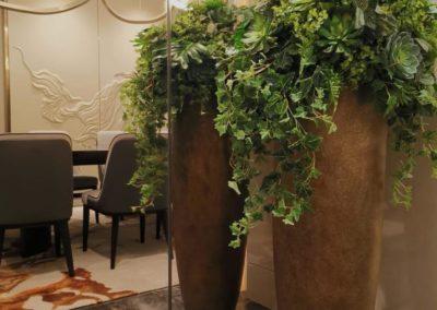 1 BESPOKE Lounge Chater House LANDMARK HK