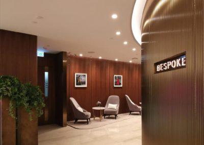3 BESPOKE Lounge Chater House LANDMARK HK